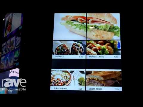 InfoComm 2016: BrightSign Displays Video Wall Technology With iOS App