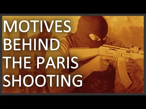 Motives Behind The Charlie Hebdo Attack In Paris video