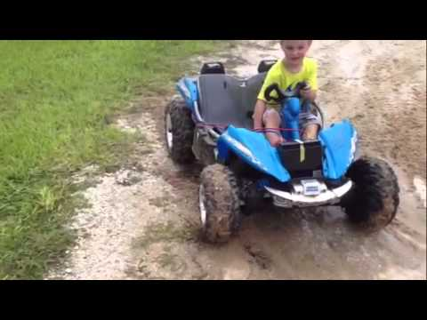 Power Wheels 24 Volt Conversion