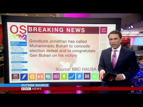 Nigeria election: Muhammadu Buhari wins - BBC News