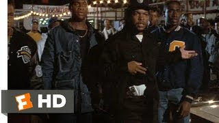 Boyz n the Hood (4/8) Movie CLIP - We Got a Problem Here? (1991) HD