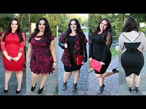 Fall Dresses Lookbook |Plus Size Fashion|