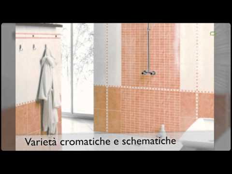 G.P. Piastrelle sagl, Moghegno, piastrelle mosaici
