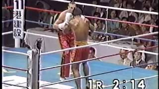 Changpuek Kiatsongrit vs. Dale Cook