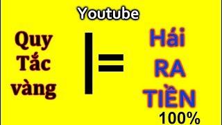 Kiếm tiền youtube biết được những điều này chắc chắn sẽ thành công