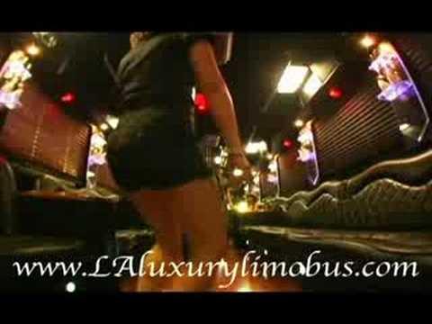 L.A. Luxury Limobus Oakley Ketel One thumbnail