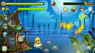 Swamp attack episode 2 , 3.Tasty Weaponns