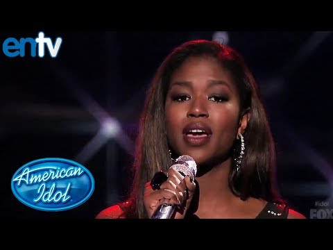 Amber Holcomb Eliminated Top 4 Redux - AMERICAN IDOL S12