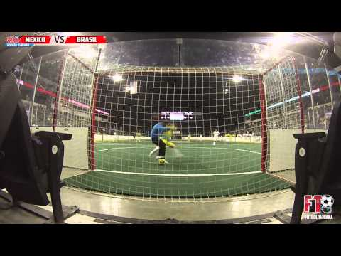Mexico VS Brasil - Semifinals WMF World Cup 2015 - Chicago FT