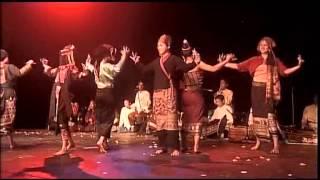 Lao Traditional Dance 2013 8 (ຟ້ອນລາວຮ່ວມເຜົ່າ)
