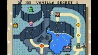 super mario world secrets part 1