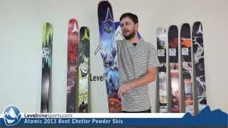 Atomic 2013 Bent Chetler Powder Skis
