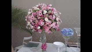 Como Fazer Arranjo De Flores Artificiais  Diy
