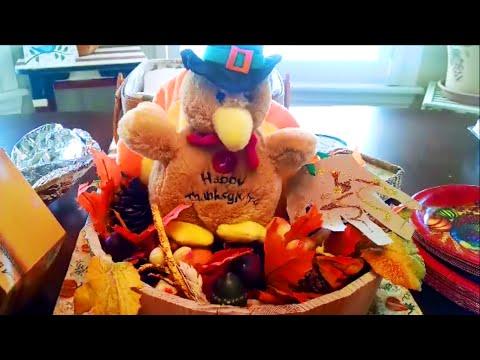 Как празднует День Благодарения наша семья. Семейный влог. vlog Our thanksgiving day. жизнь в США.