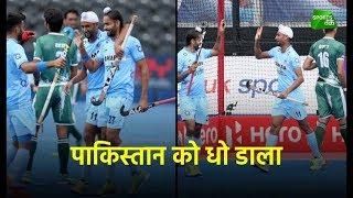 India Thrash Pakistan 4-0 | Sports Tak