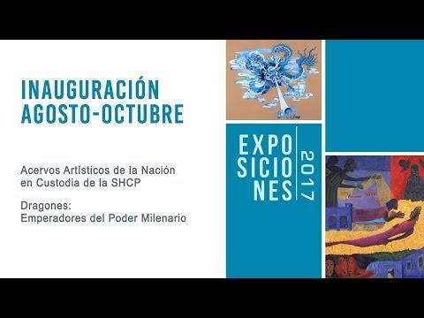 Video Inauguración exposiciones temporales Agosto-Octubre | LHCM