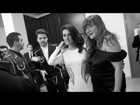 Backstage #Goya2018