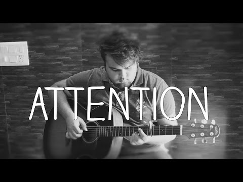 [free tabs] Charlie Puth - Attention ( Fingerstyle Guitar Cover )