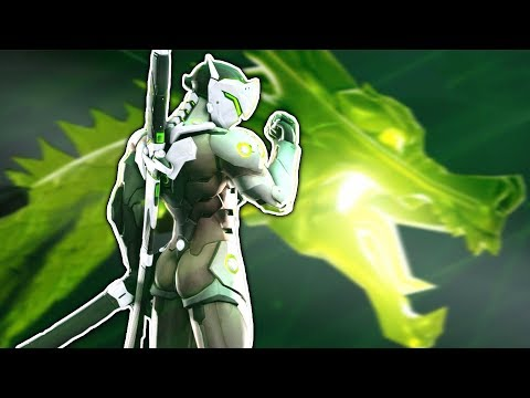 Overwatch - Disgusting Genji Deflects