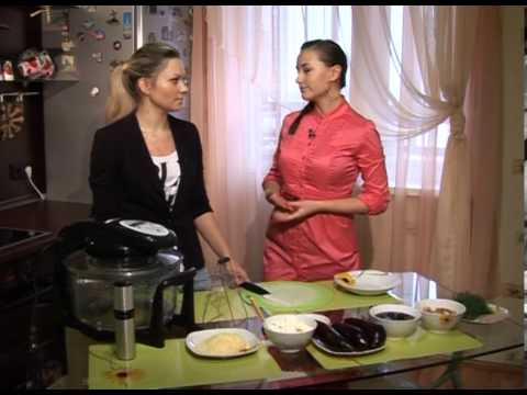 """Кулинарный детектив """"ГУРМЭ"""" от 02.11.2012 Три богатыря"""
