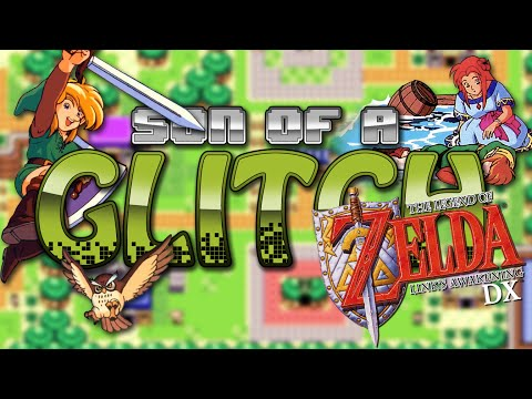 The Legend Of Zelda: Link's Awakening (DX) Glitches - Son Of A Glitch - Episode 45