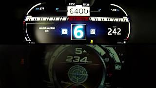 Alpine A110   VS   Alfa 4C  best acceleration top speed test 0-240 km/h