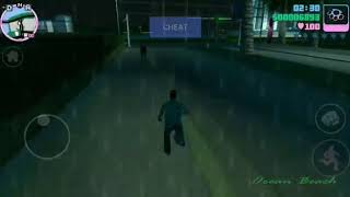 How to travel the city in GTA vice city