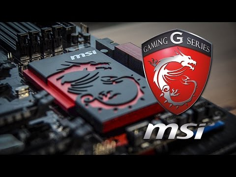 MSI Gaming z97-G45 - Unboxing e Review