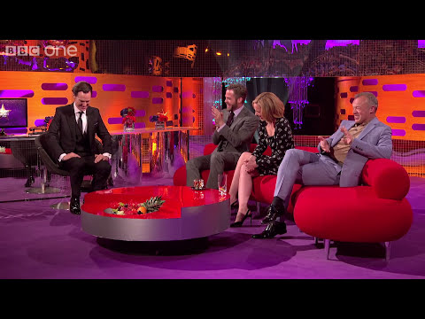 Benedict Cumberbatch's Sinister Trailer - The Graham Norton Show - Series 13 Episode 5 - BBC One