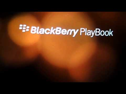 How to RECHARGE Jump start your Blackberry Playbook if it isn't charging Won't Charge Part 2