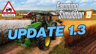 A Guide to... UPDATE 1.3  Farming Simulator 19, PS4, Assistance!
