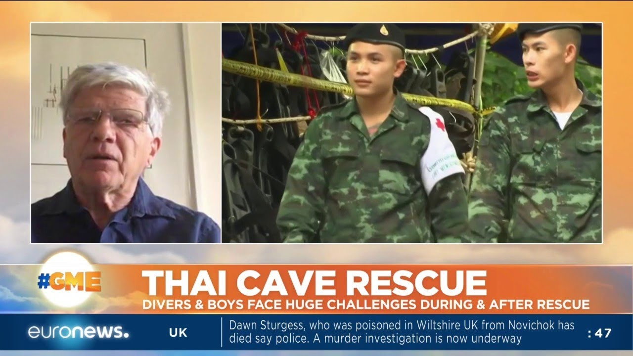 Thai Cave Rescue: divers and boys face huge challenges during and after rescue