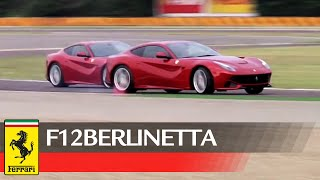 F12berlinetta - International Media Test Drive