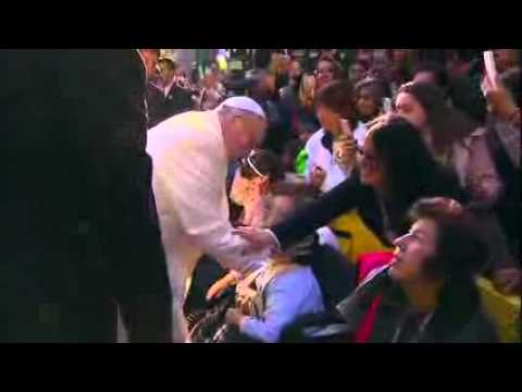 Mexico Cheers Pope as Visit Begins