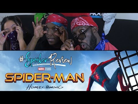 Spider-Man: Homecoming | SPOILER Movie Review thumbnail