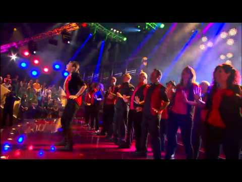 TV3 - Oh Happy Day - God is my everything - GOSPELIANS&GRÀCIA - OHD5 - Oh Happy Day
