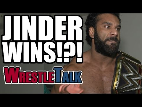Jinder Mahal Wins WWE Championship!?!   WWE Backlash 2017 Review