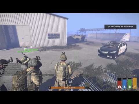 NATO News - The fog is real in altis life..