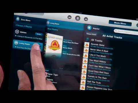 Sonos Controller for iPad preview