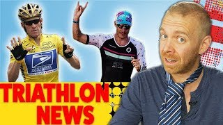 TRIATHLON NEWS November 13, 2018: Pro Triathlete Harassed, Armstrong an \