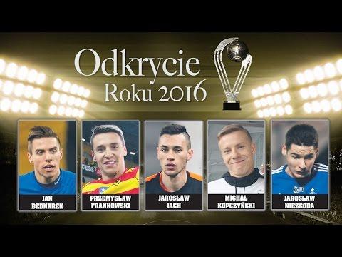 Odkrycie Roku 2016. Nominacje W Plebiscycie Tygodnika Piłka Nożna