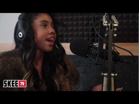 Sevyn Streeter talks Chris Brown, Songwriting + more with DJ Skee