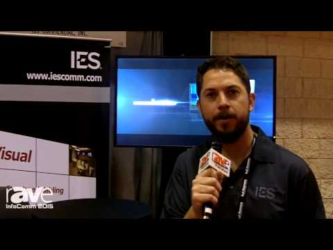 InfoComm 2015: IES Invites Visitors to Explore Their Booth