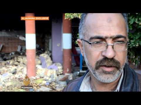 Thousands left homeless in Iraq's Diyala