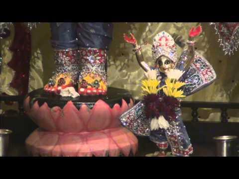 Gaura Arati and Kirtan by Sruba Mataji, 04-15-15