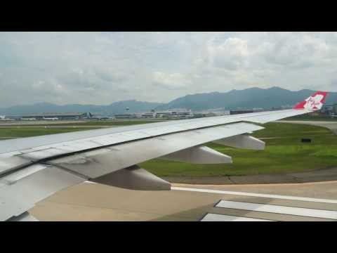 AirAsia X Flight from Busan Gimhae PUS to Kuala Lumpur KUL