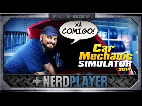 Car Mechanic Simulator - Oficina Azaghal | NerdPlayer 130