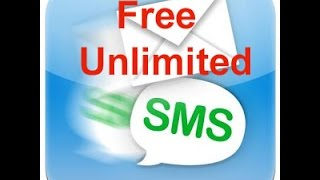 How To Send Unlimited Free SMS Messages To Any Mobile in the World 2015!!