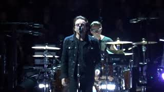 U2 - Zoo Station - London 2018