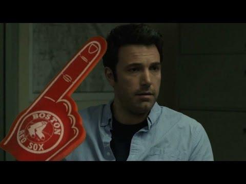 Ben Affleck Loves the Red Sox